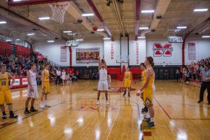 Marquette Redmen Boys Basketball 2018