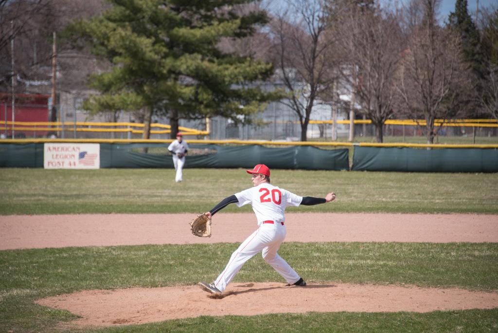 Spring 2019 - Marquette Redmen Baseball.