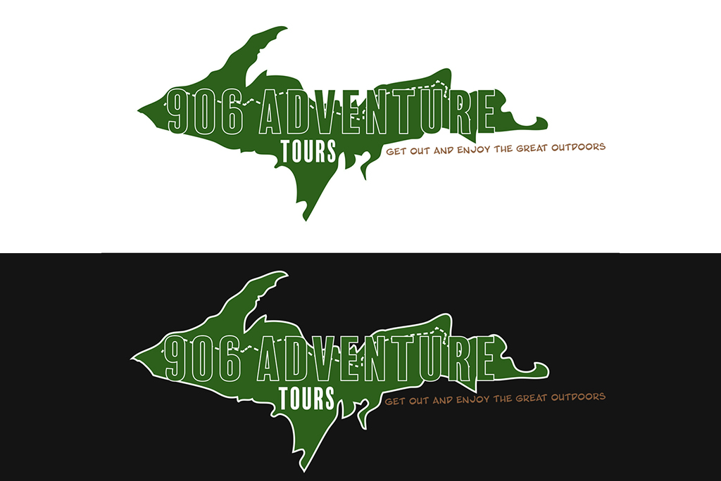 A revised mock up of the 906 Adventure Tour logo