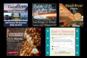 Graphic Design Web Banner Ad Samples
