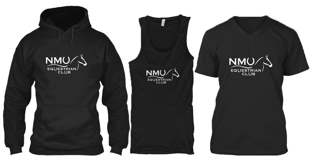 NMU Equestrian Club Apparel