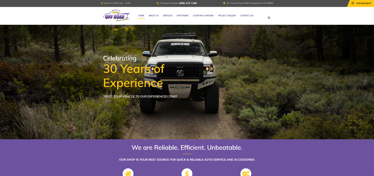 UP-Off-Road-Demo-Mock-Up-Site-Home-Page