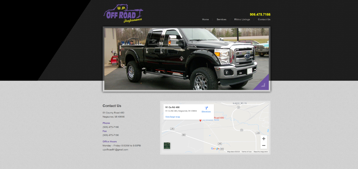 UP-Off-Road-Original-Site-Contact-Page