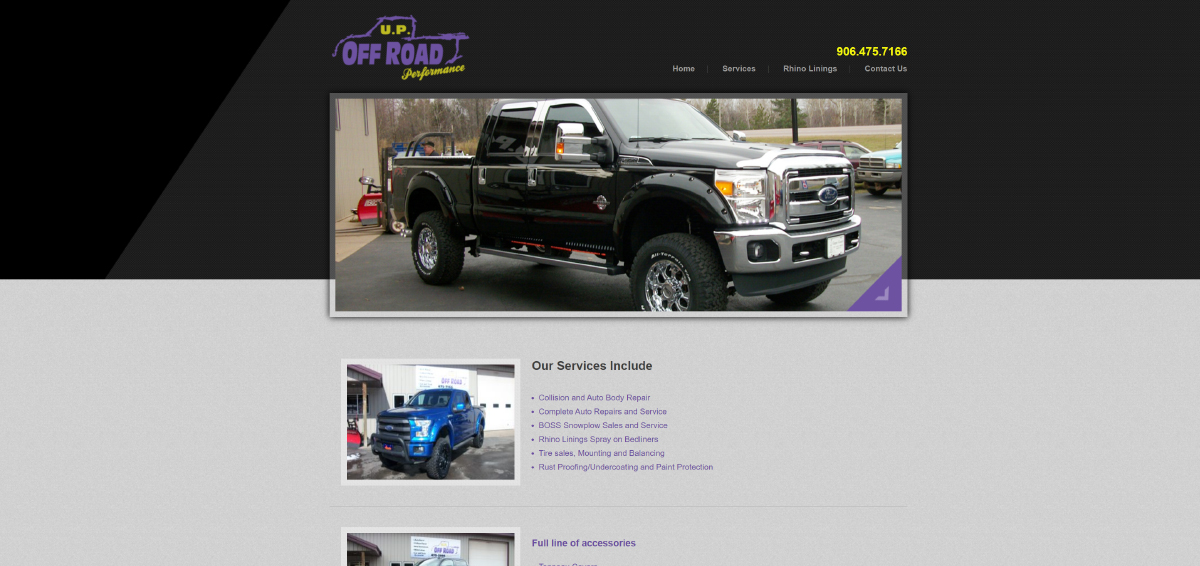UP-Off-Road-Original-Site-Services-Page