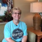 Amy Farley, Assistant Activities Director at Eastwood Nursing Center.