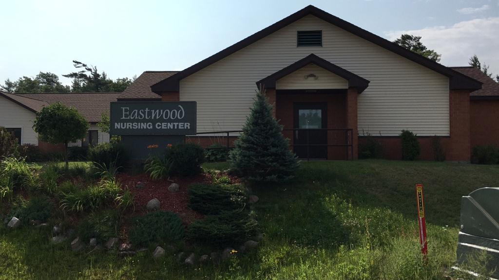 Visit Eastwood Nursing Center at 900 Maas Street in Negaunee.