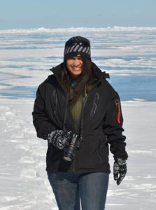 Me out on Lake Superior doing what I do!