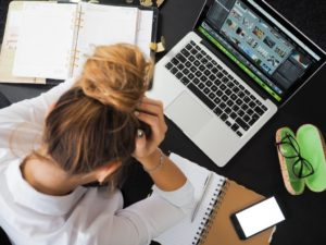 Don't stress! Here are steps to improve your work efficiency.