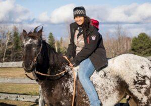 Lauren-Bareiss-Ditto-Bareback-Horseback-Riding