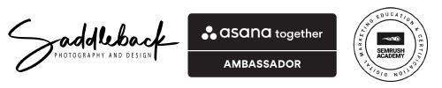 Lauren is Asana Together Ambassador and SEMrush SEO certified